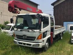 ヒノレンジャートラック 4段ラジコン 荷台5M