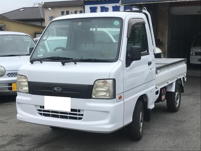 スバル 4WD 軽トラック MT