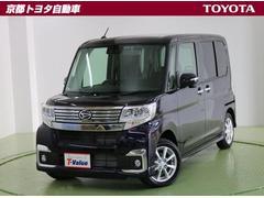 タントカスタムX SAIII SDナビ バックモニター TRC