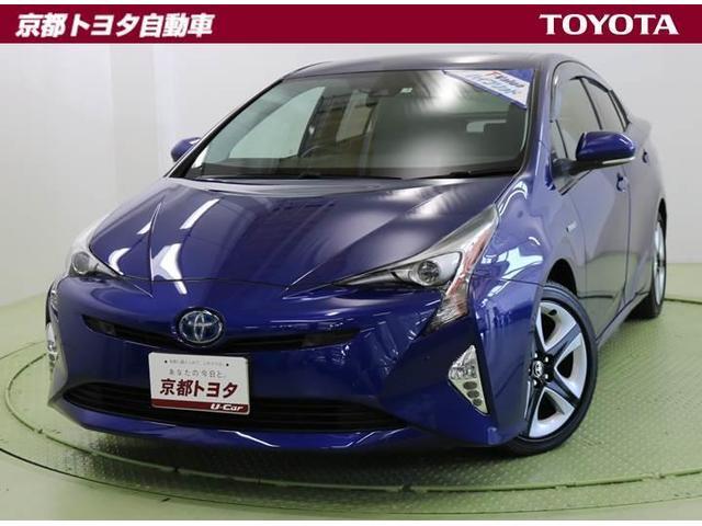 トヨタ Aツーリングセレクション パーキングアシスト SDナビ CD