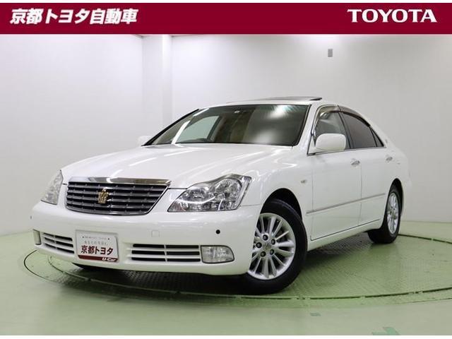 トヨタ ロイヤルサルーンG ムーンルーフ HDDナビ フルセグTV