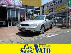 ヨーロッパフォード モンデオワゴン HDDナビ 社外ETC キーレス