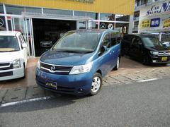 セレナ20G 4WD フリップダウンモニター 純正ナビ