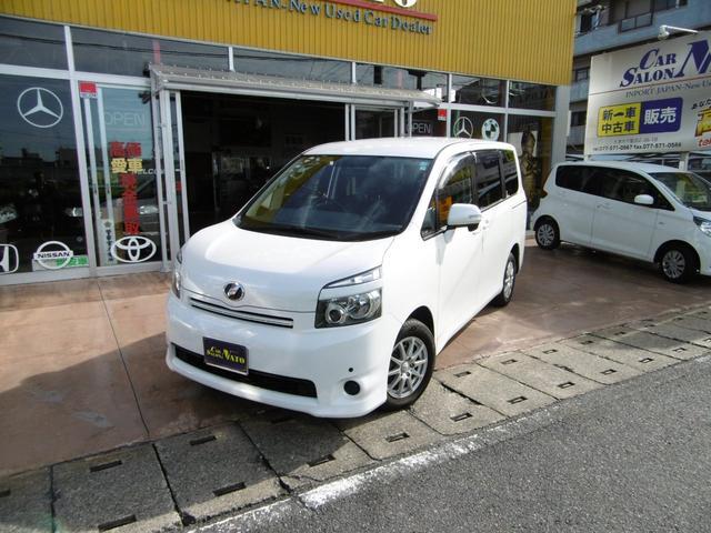 トヨタ X Lエディション 1オーナー 純正ナビ&TV スマートキー