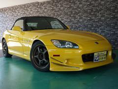 S2000ベースグレード 三連デフィー 車高調 グラムライツ17AW