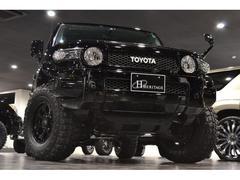 FJクルーザー4.0 4WD BKスタイル リフトUP 16インチAW