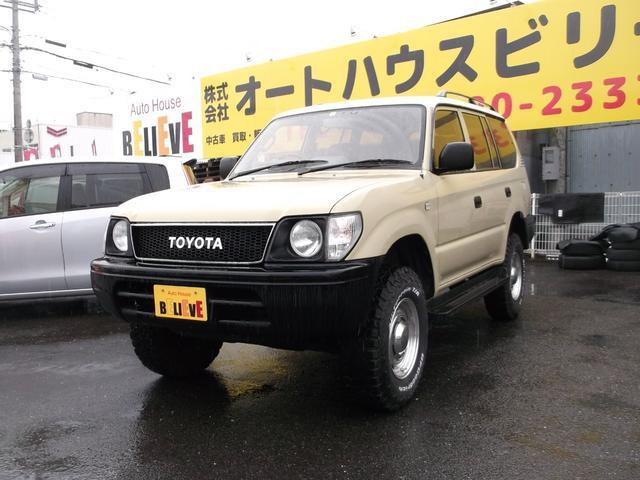 トヨタ TZ 全塗装 丸目ヘッドライト