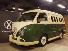 ボンゴバンGL移動販売車キッチンカーアーリーバス仕様キャルルックカー
