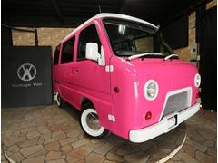 サンバーバンロコバス仕様タイプIIキャルルックカスタムカー軽自動車改造