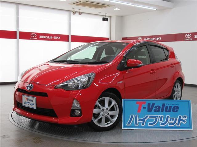 「トヨタ」「アクア」「コンパクトカー」「和歌山県」の中古車