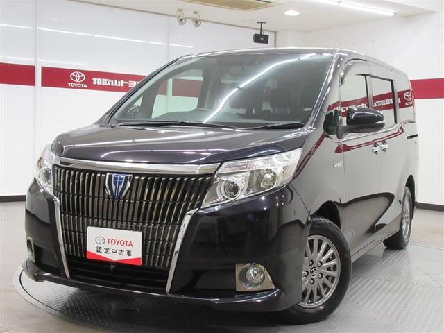 トヨタ エスクァイア ハイブリッドGi 9インチナビ バックモニターETCドラレコ