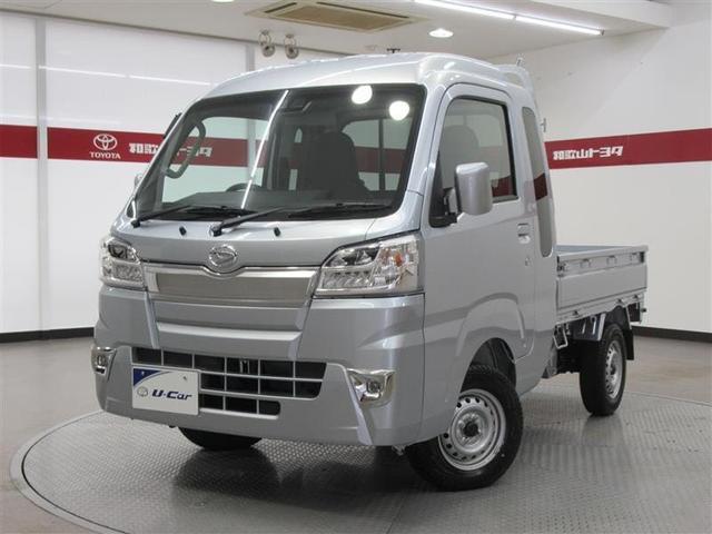 ダイハツ ハイゼットトラック ジャンボSA3t 4WD AT車 届け出済み未使用車