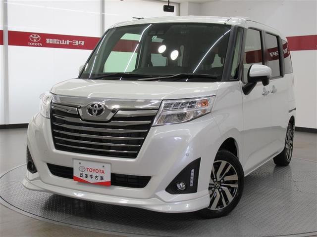 トヨタ カスタムG T-Connectナビ