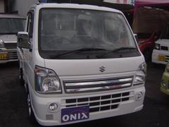 キャリイトラックKX 3方開 4WD ナビ TV Bカメラ