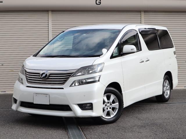 トヨタ 3.5Z プラチナセレクションII 4WD 地デジHDDナビ