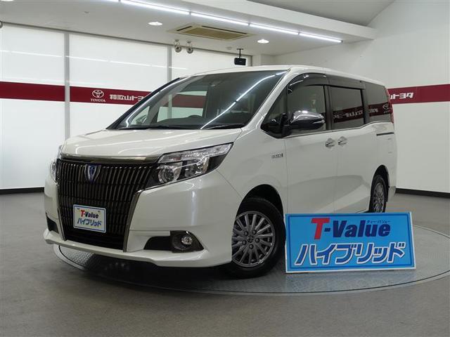 トヨタ ハイブリッドGi ブラックテーラード セーフティセンス 7人