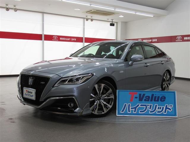トヨタ RSアドバンス 3.5 革 S/R モデリスタエアロ・アルミ