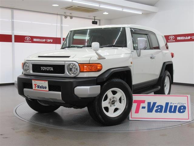 「トヨタ」「FJクルーザー」「SUV・クロカン」「和歌山県」の中古車