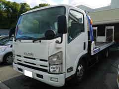 エルフトラック積載車 7.61m 新品エンジン・クラッチディスク交換済み