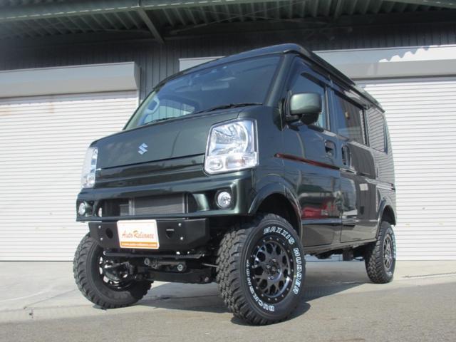 スズキ ジョインターボ 2WD 4AT 4インチハイリフト ファイナルビースト仕様 公認取得可能