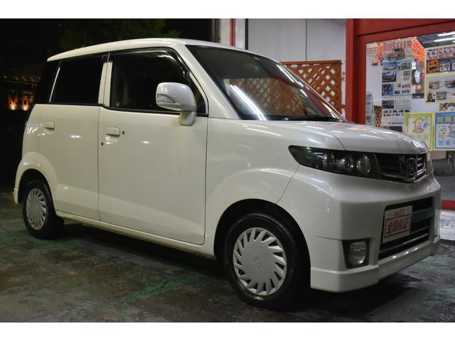 ホンダ ゼストスパーク G キセノンライト/フォグランプ/ベンチシート/スマートキー/ABS付き/
