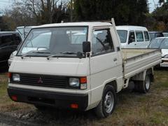 デリカトラック3方 旧車 パワステ