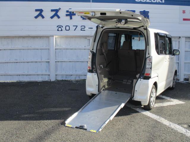 ホンダ G・Lパッケージ 車いす仕様車 ドラレコ RBS スロープ付