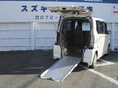 N BOX+G・Lパッケージ 車いす仕様車 ドラレコ RBS スロープ付