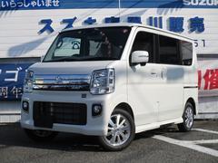 エブリイワゴン新型PZターボスペシャル/デュアルカメラブレーキ/両側電動