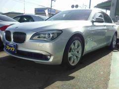 BMW740iレザーサンルーフトランク電動オープナーイージィードア