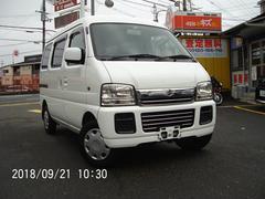 エブリイジョインターボDX−II 4WD ワンオ−ナ−