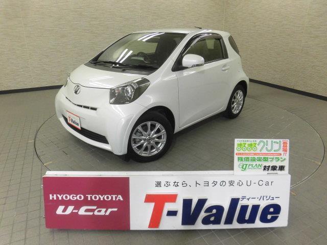 iQ(トヨタ) 100G 中古車画像