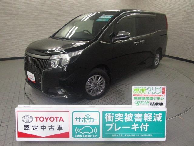 トヨタ エスクァイア Gi ブラックテーラード ドライブレコーダー バックモニター