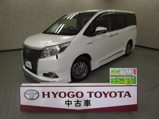 トヨタ ハイブリッドGi 両側電動スライドドア バックモニター CD