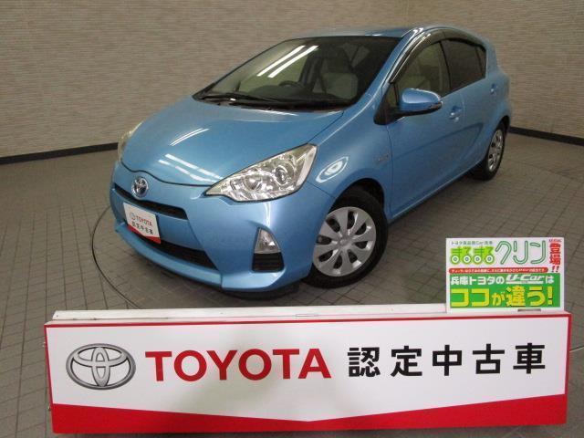 トヨタ S バックモニター HDDナビ フルセグ スマートキ- CD
