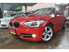 BMW116i スポーツ外品ナビ・TV・ETC・禁煙車・AW