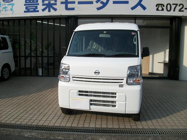 日産 DX GLパッケージ キーレス 5AGS 届出済み未使用車