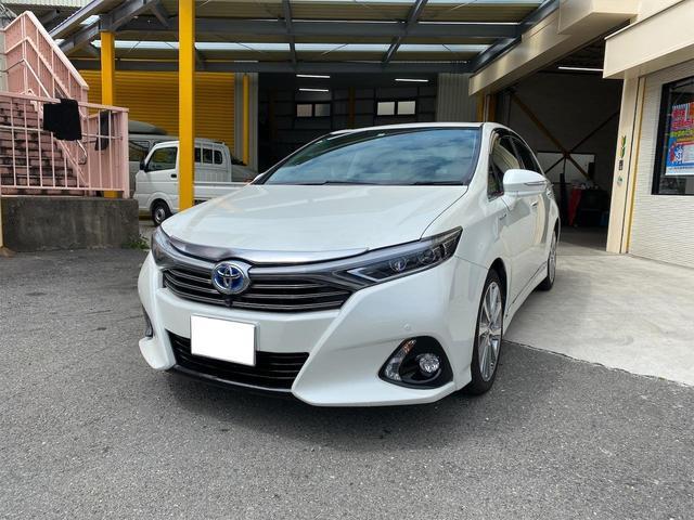 トヨタ G ETC ドライブレコーダー バックカメラ 保証付