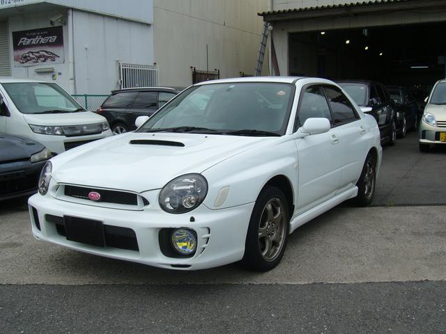スバル WRX NB ワンオーナー 59409キロ