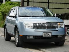 リンカーン MKX4WD 本革 サンルーフ HDDナビ・TV