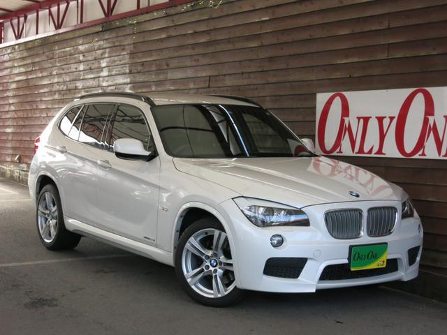 BMW xDrive 25i MスポーツPKG 黒本革シート ナビ