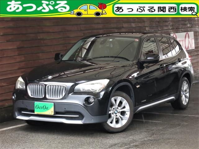 BMW xDrive 25i 1オナ 黒革シート シートヒータ ナビ