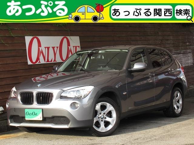 BMW X1 sDrive 18i 社外ナビ Bカメラ ETC Pスタート