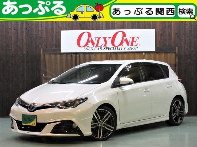 「トヨタ」「オーリス」「コンパクトカー」「兵庫県」の中古車