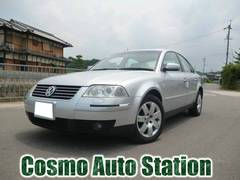 VW パサートV6 4モーション 盗難防止 オートクルーズ 革シート
