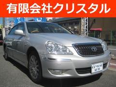 クラウンマジェスタCタイプ 純HDDナビTV本革整備車検2年付総額66.9万円