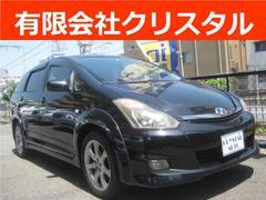 ウィッシュZ 純正ナビ 1オーナー車 整備車検2年付総額65.7万円
