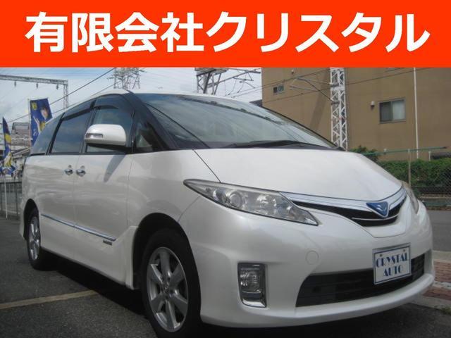 トヨタ X 純正HDDナビTV バックカメラ 両側自動ドア ETC