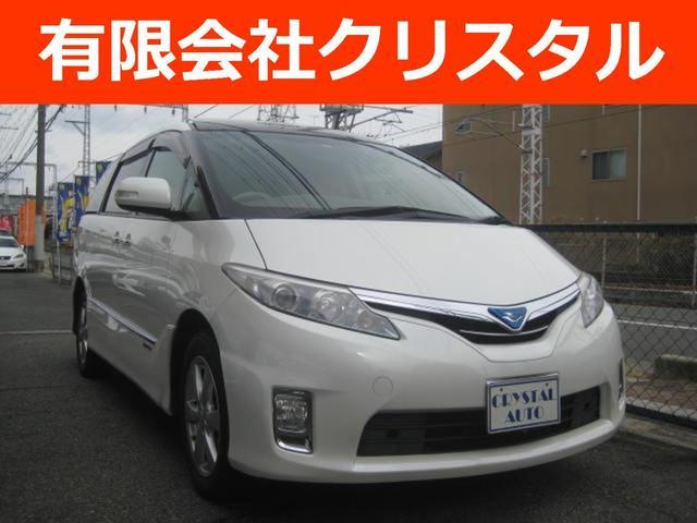トヨタ X 純HDDナビTV Rモニタ 両側自動 サンルーフ ETC