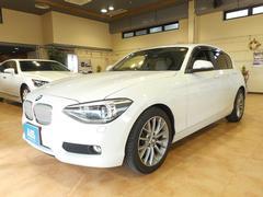 BMW116iファッショニスタ 本革 純ナビ ドライビングアシスト